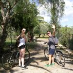 And we at Tekne Fitness Retreats Ibiza explore the island by bike too
