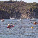 Amazing activities of Tekne Fitness Retreats Ibiza also include kayacking
