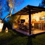 Barbecue Time at Tekne Fitness Retreats Ibiza