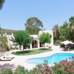 Casa Tekne is a villa in the rural north of Ibiza