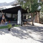 Our house strength circuit at Tekne Fitness Retreats Ibiza