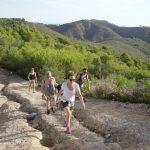 We love extensive hikes to explore the beauty of Ibiza Tekne Fitness Retreats