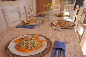 Healthy food Tekne Fitness Retreat Ibiza